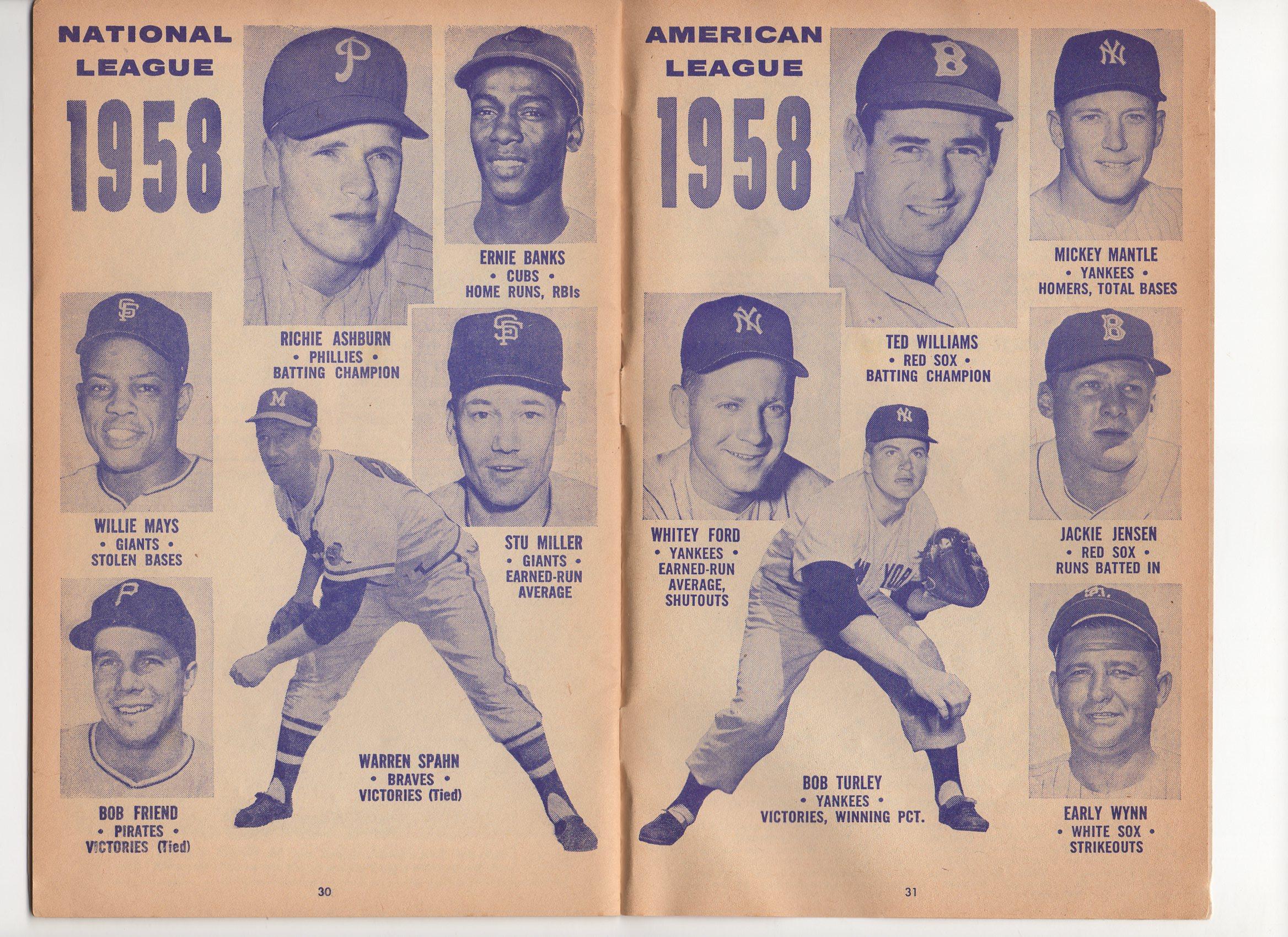 1959 daystrom-weston baseball, the great american game