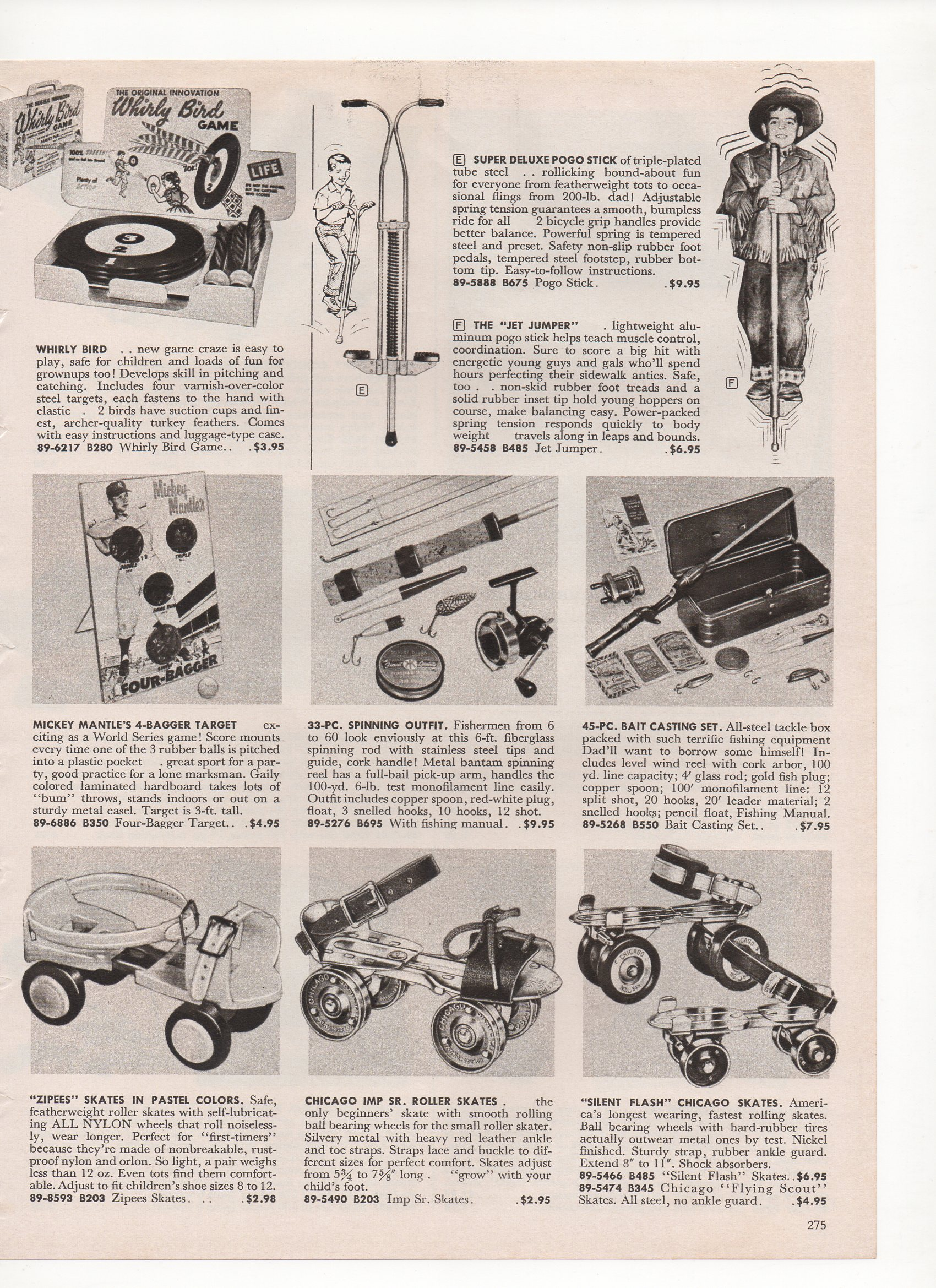 1958 john plains catalog
