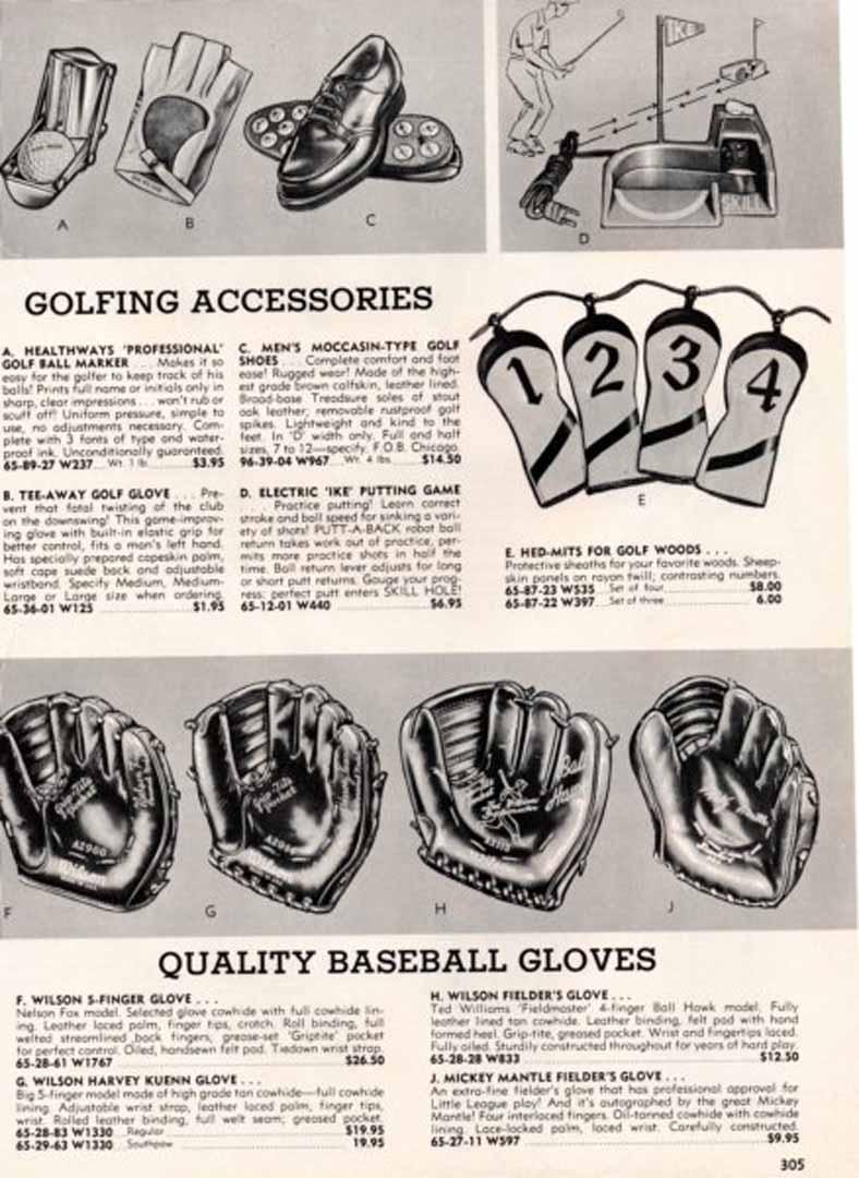 1958 robert morton catalog