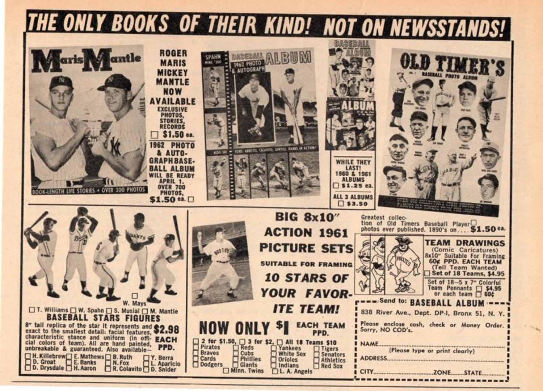 1960 era baseball news