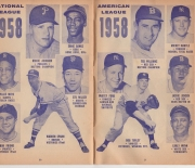 1959 daystrom-weston baseball, the great american game