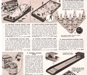 1957 to 58 general merchandise catalog