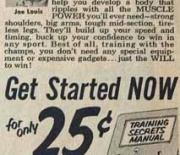 1960 Boys Life march