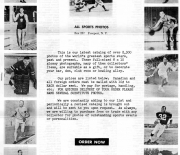 1960 era early all sports photos