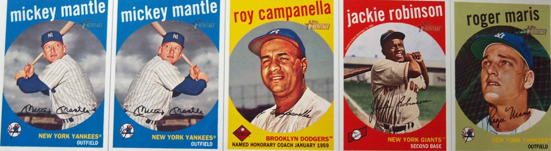 1960 era baseball photo facts