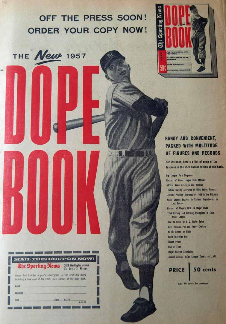 1957 sporting news 04/10
