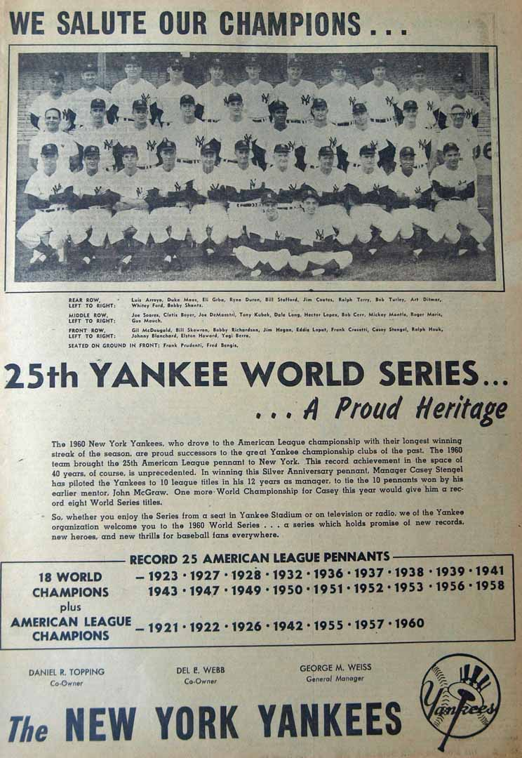 1960 sporting news oct.