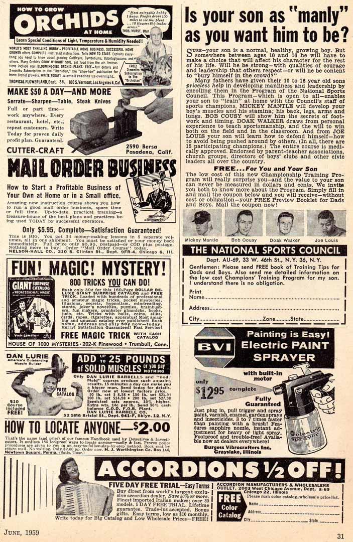 1959 Science and Mechanics June