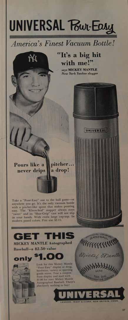 1957 unknown magazine