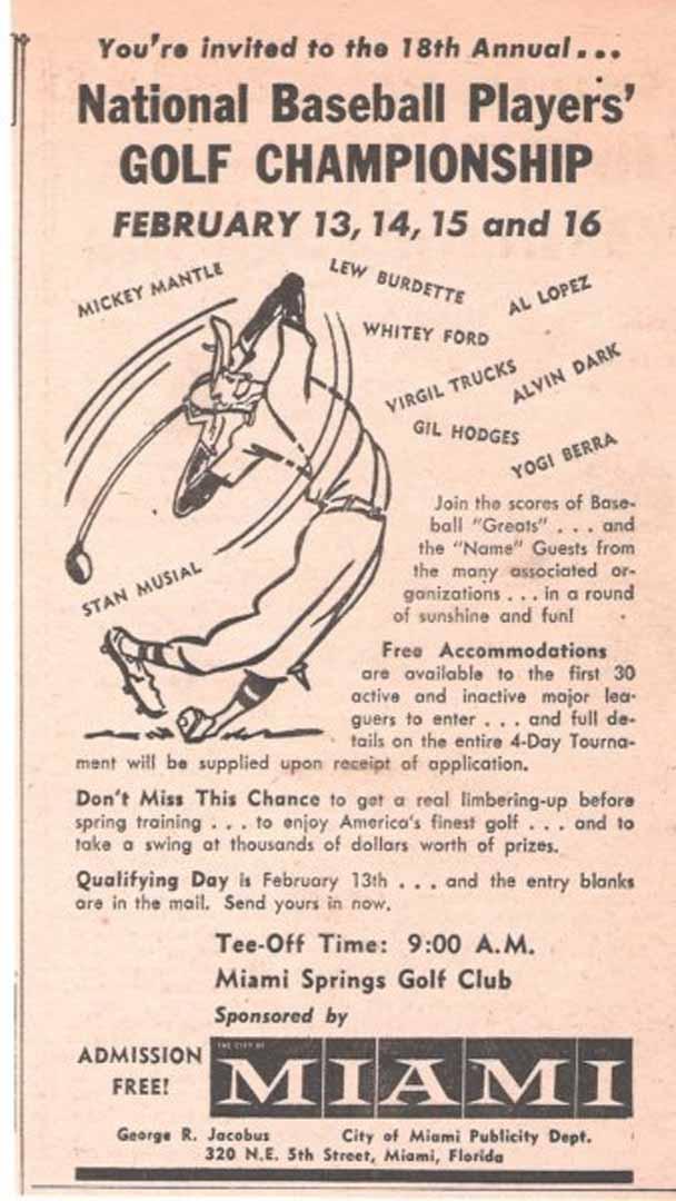 1958 miami newspaper
