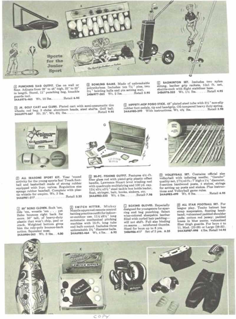 1958 paramount merchandiser