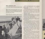 1959 mainliner magazine, united airlines
