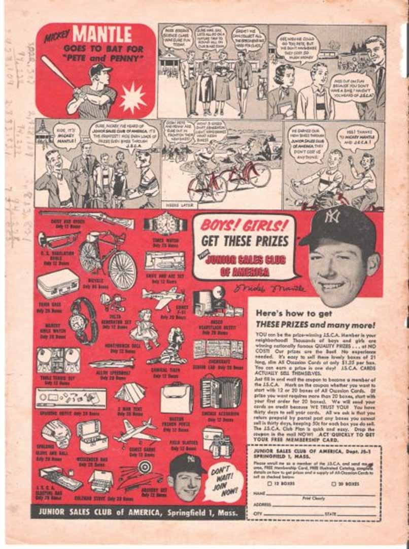 1957 athletic journal 01/11
