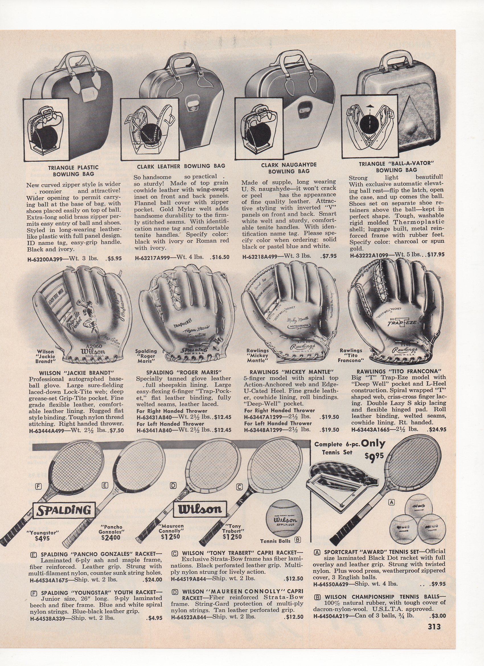 1964 mayers catalog