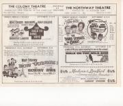 1962 the northway theatre, parkville, maryland