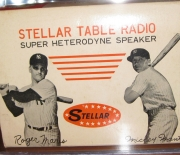 1960-1961 astra stellar radio box