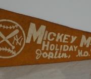 1960,s era 12 inch mini pennant