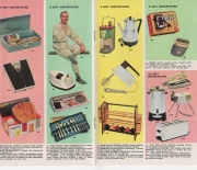 1961 fram filters, 8 page giveaway brochure