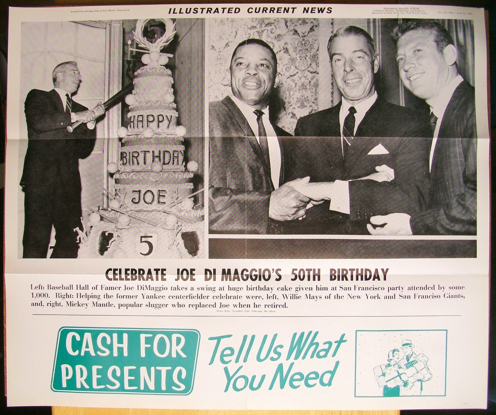 1964 illustrated current news