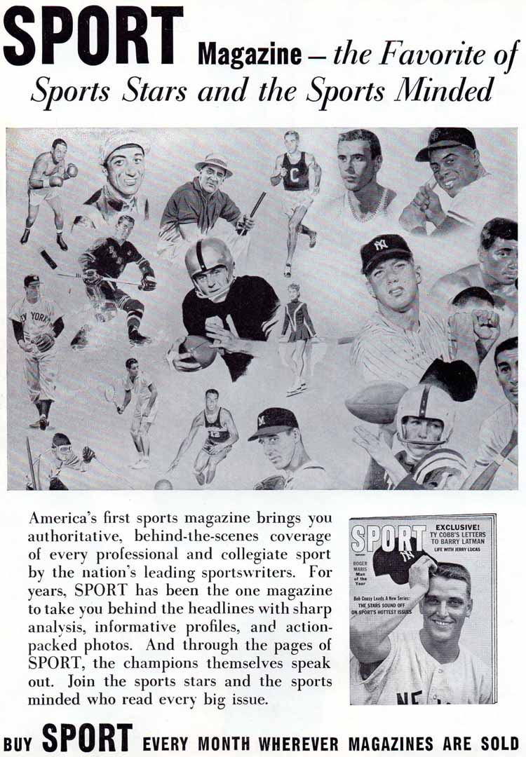 1962 sport annual
