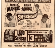1962 hastings, nebraska 10/10, the strand theatre