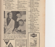 1961 tv guide, pennsylvania, 10/01 to 10/07