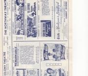 1962, colony theatre, baltimore, maryland, 08/12-15/1962