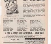 1963 the sporting goods magazine 01/63