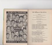 1961 NCAA official baseball guide