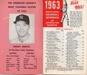 1963 baseball guide Keeshin transport system