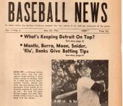 1961 los angeles ML baseball news 05/30