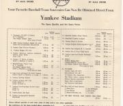 1964 yankee stadium