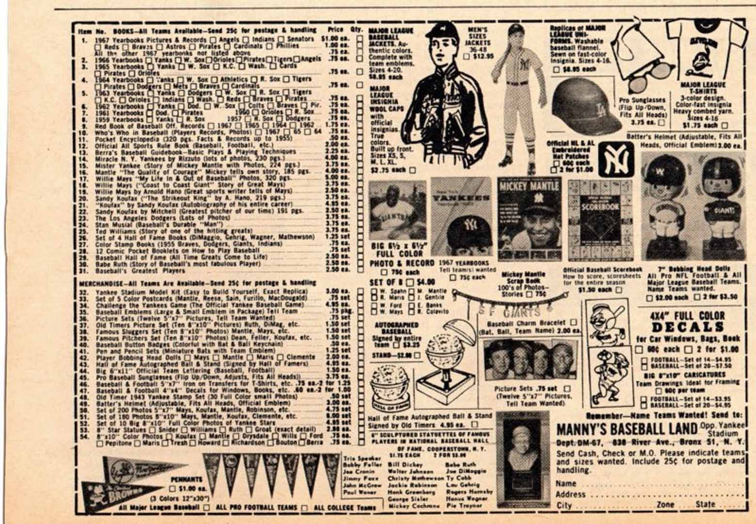 1966 baseball news
