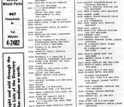 1966 joplin, mo city directory