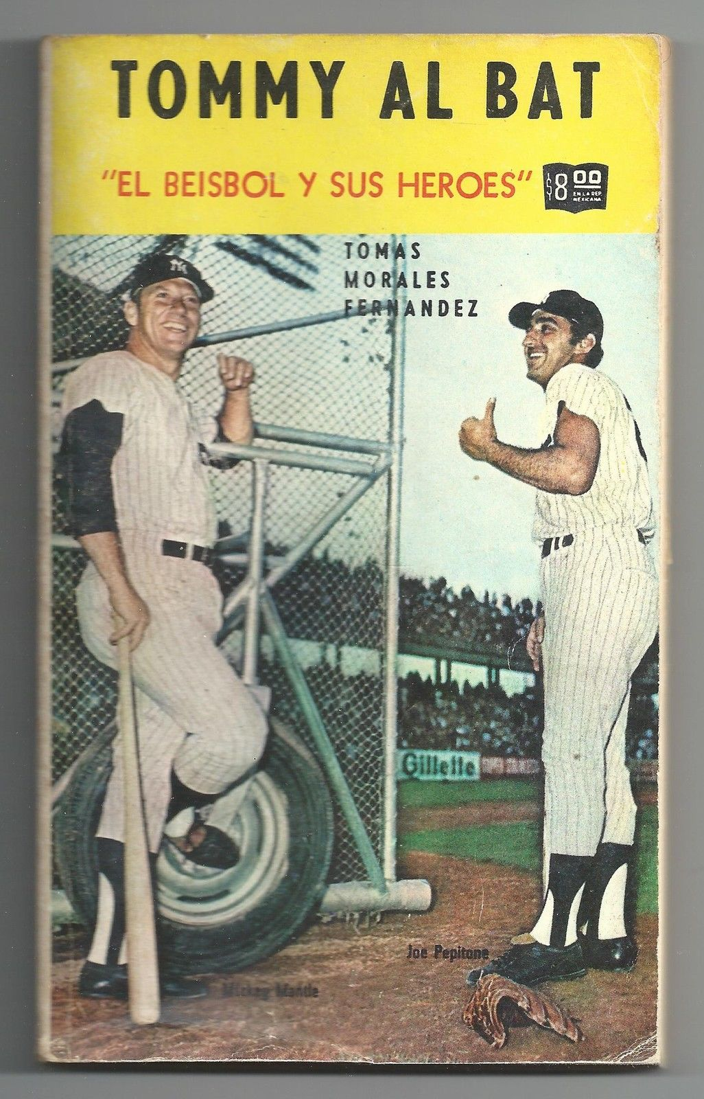 1968 baseball heroes, spanish, (aka, tommy at bat)