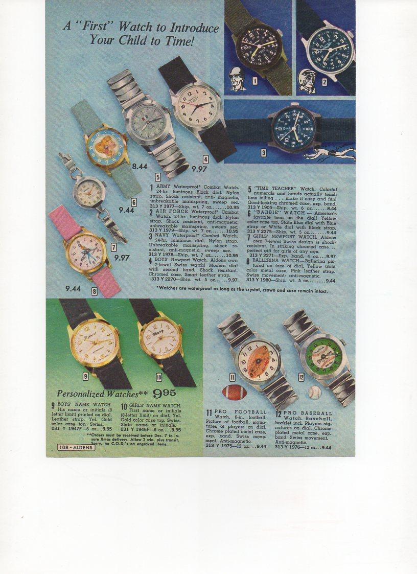 1967 aldens catalog