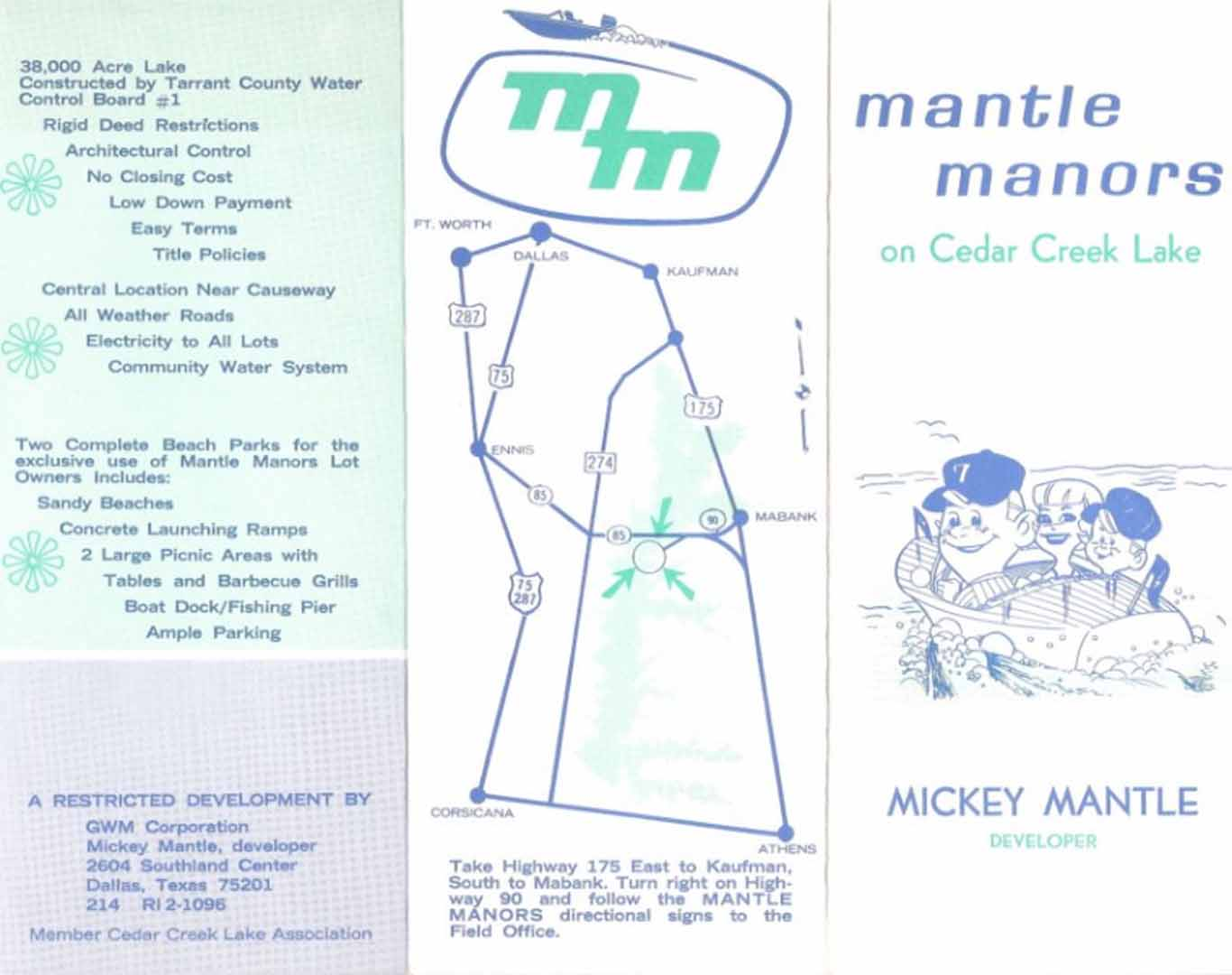1969 mantle manors september