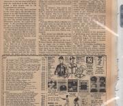 1966 sport world baseball guide, june
