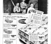 1965 washington senators game program