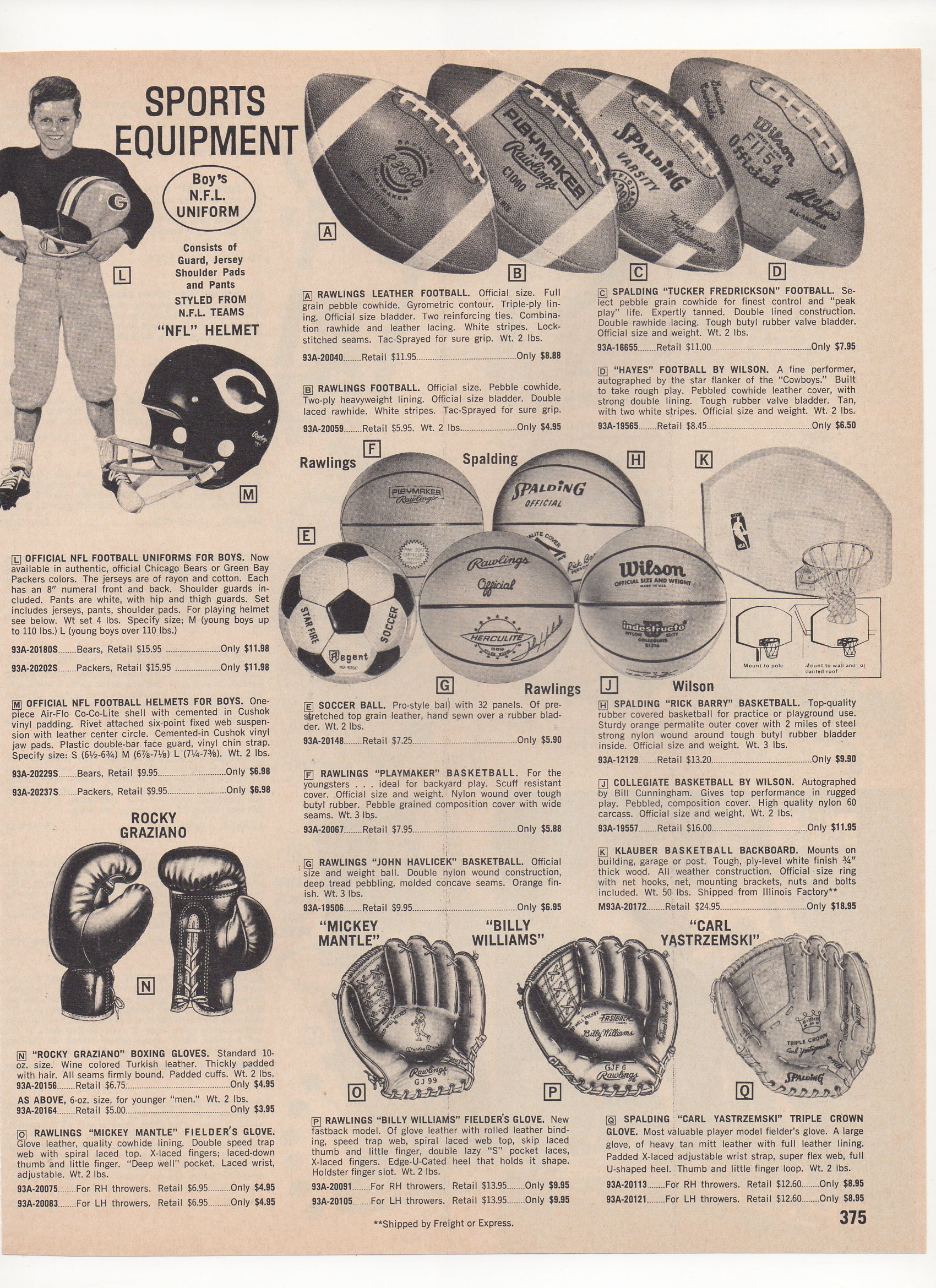 1970 americana catalog
