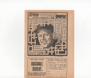 1971 baseball digest, mickey mantle