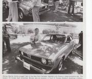 1978 subaru dealer promo