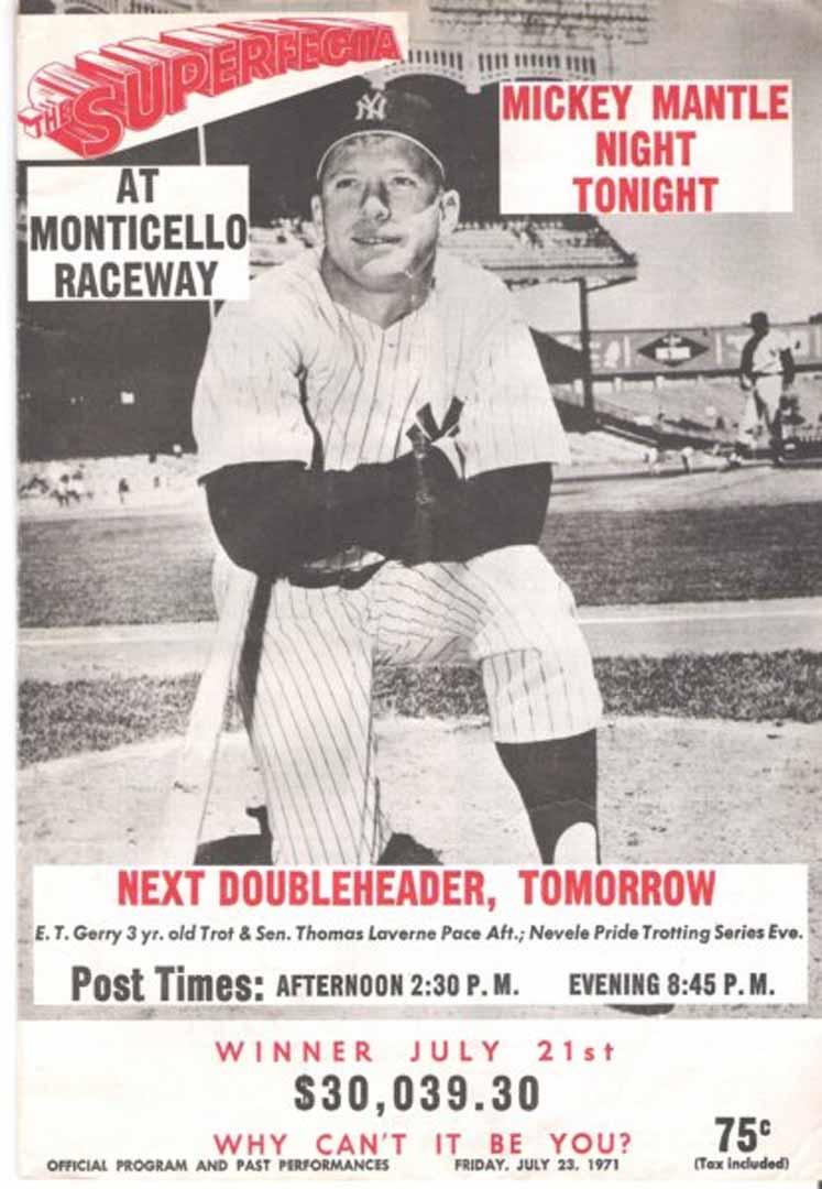 1971 monticello raceway 07/23