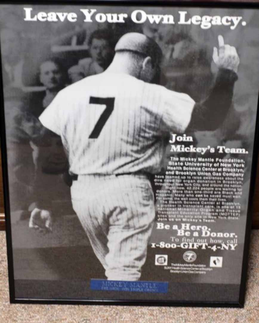 mickey mantle foundation