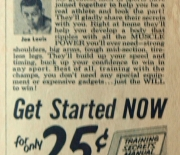 1950 era unknown magazine