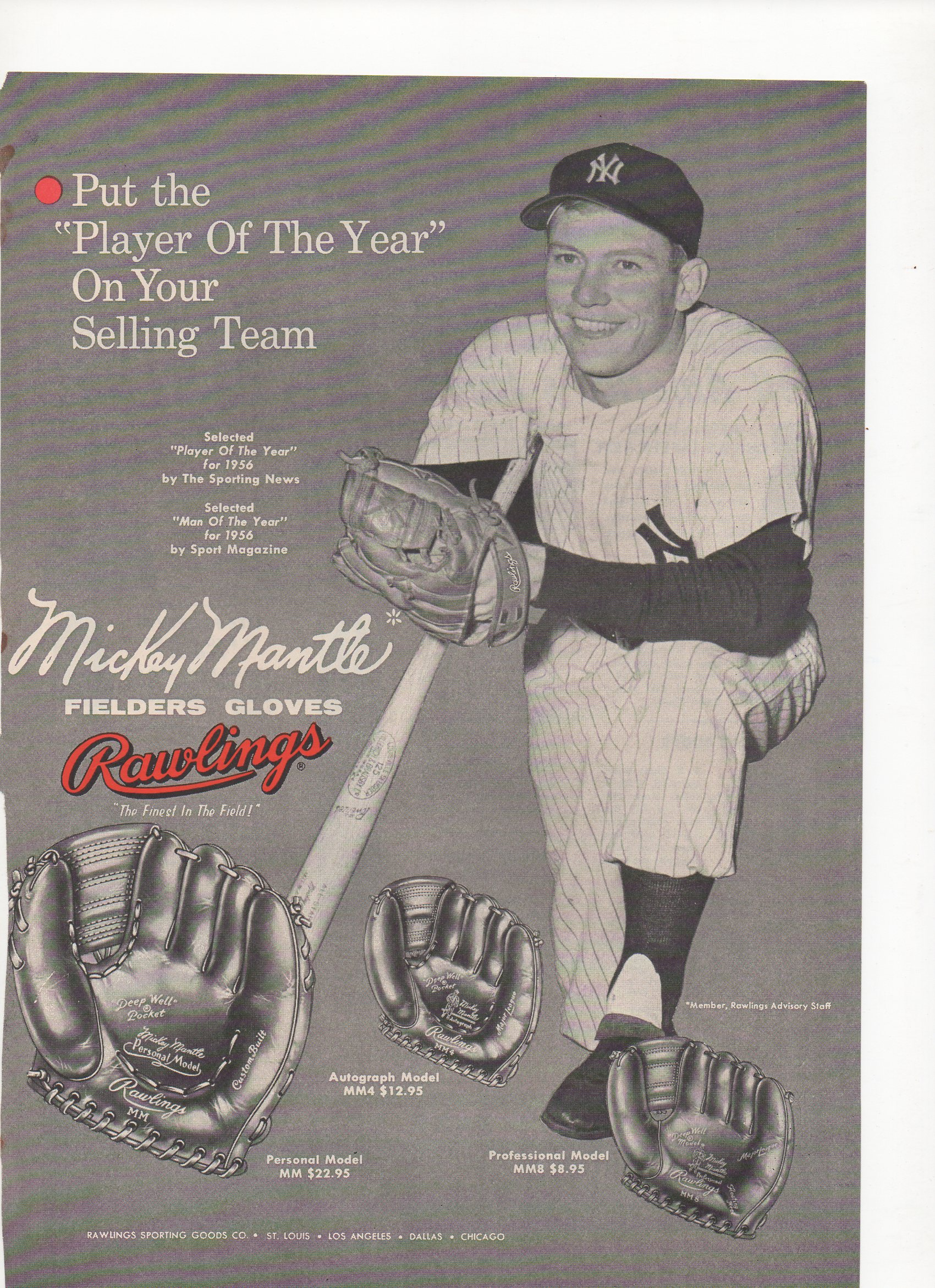 1957 the sporting goods dealer feb.