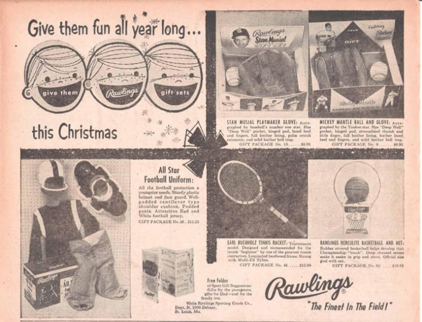 1959 sporting news