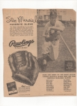1957 sporting news
