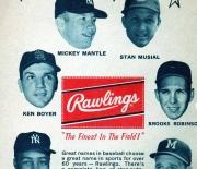 1962 baseball rules