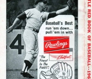 1964 little red book of baseball